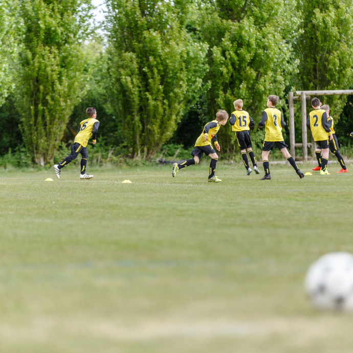 Free Pitch Use For Grassroots Teams