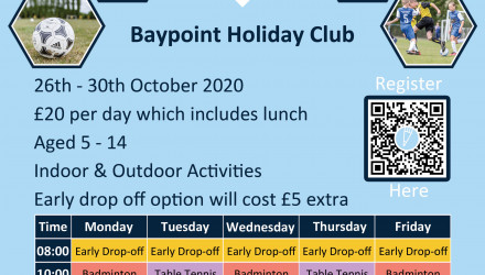 October Half Term Club